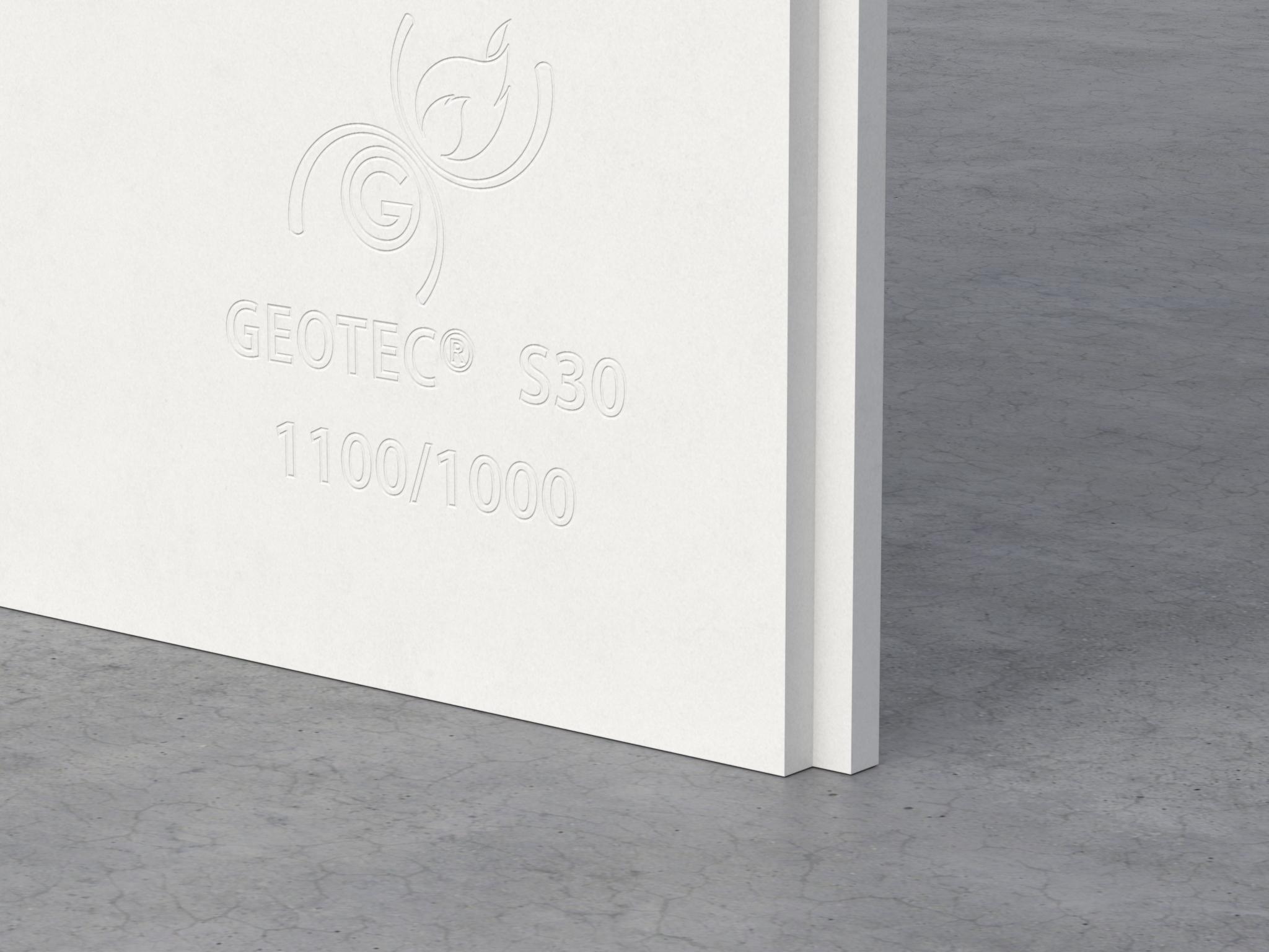 Plaque GEOTEC® S30 Geostaff