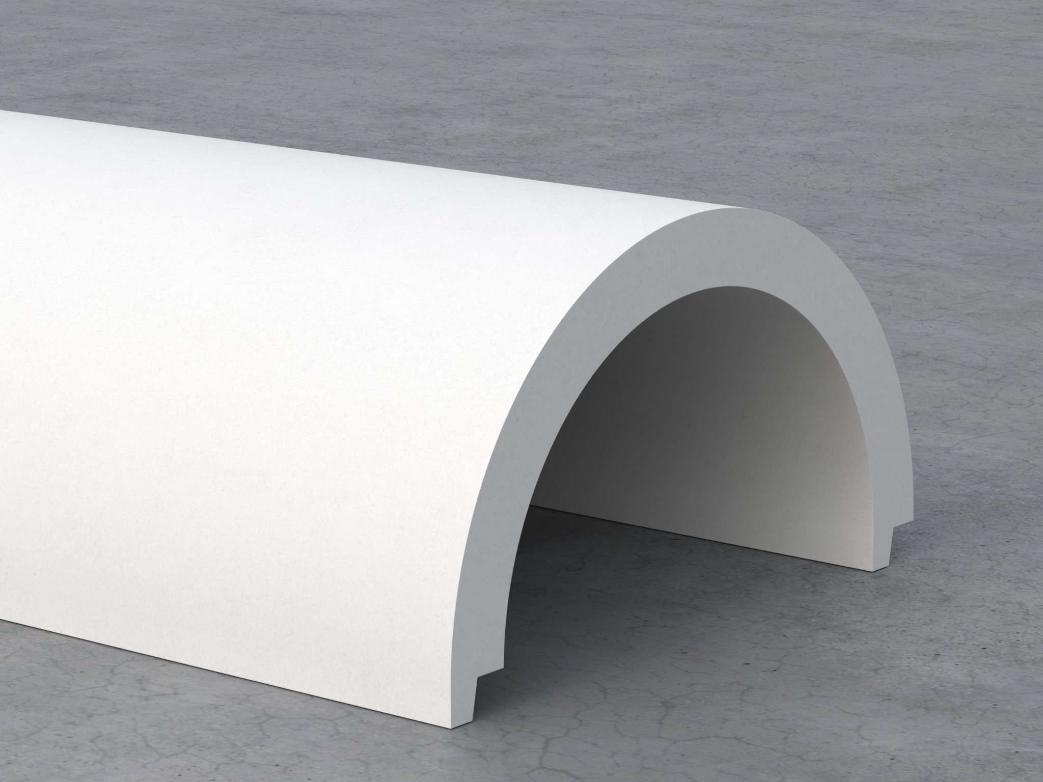 Geostaff gypsum plaster fire protection accessory for passive fire protection