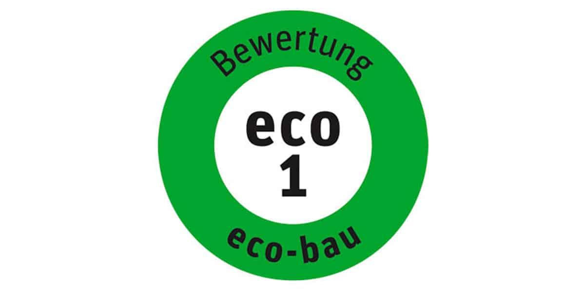 eco-bau label